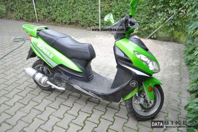2008 Motobi  sowa 2 Motorcycle Scooter photo