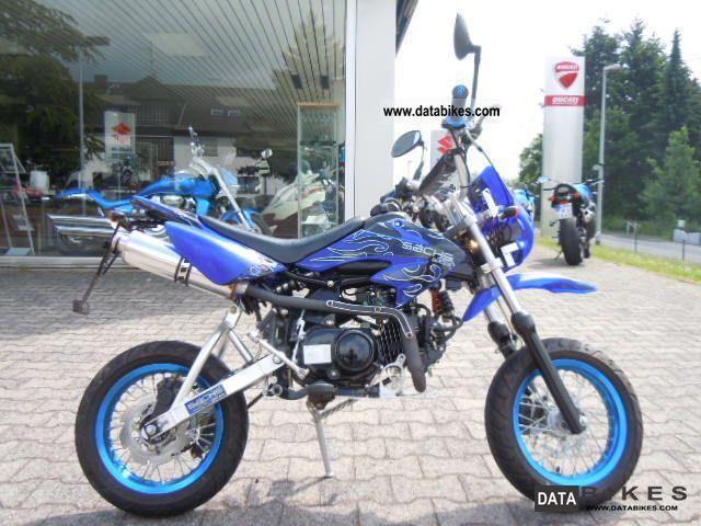 2007 Sachs  Dirty Devil Motorcycle Lightweight Motorcycle/Motorbike photo