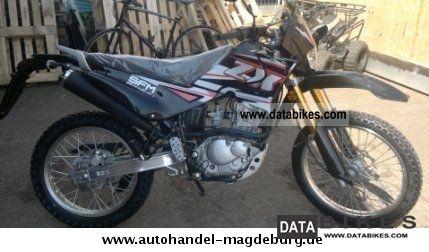 2012 Sachs  125 ZX, ENDURO, SPECIAL PRICE, NOW!!! Motorcycle Enduro/Touring Enduro photo