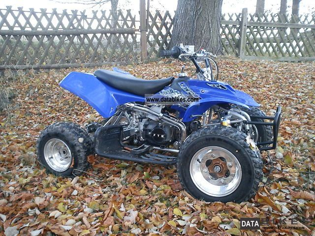 2011 Sachs  Typhoon ATV extreme Motorcycle Quad photo