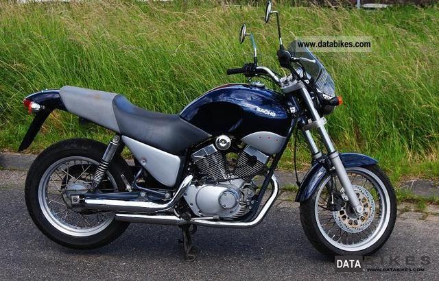 1999 Sachs  Roadster Motorcycle Chopper/Cruiser photo
