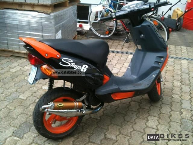 2004 Adly  TB 50 Motorcycle Scooter photo