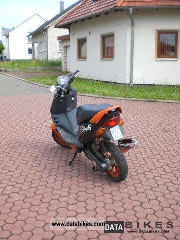2004 Adly TB 50