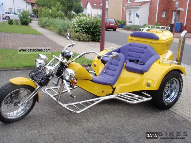 1999 Rewaco Trike / 3 seater