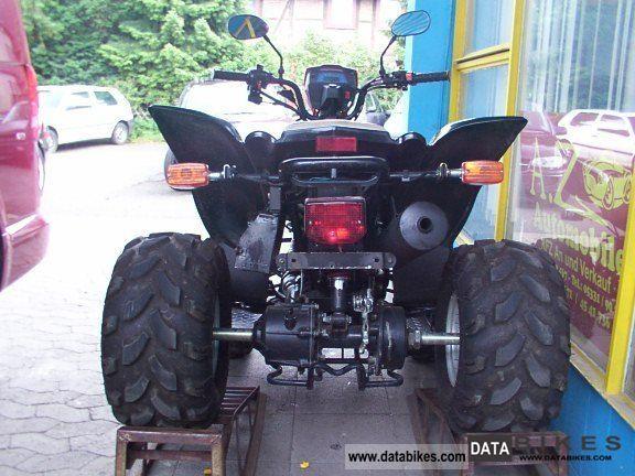 2006 Bashan  ATV 200 S CC 3A few km Motorcycle Quad photo