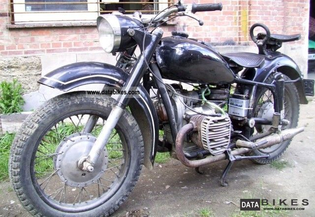 1967 Ural  Dnepr K 750 Motorcycle Motorcycle photo