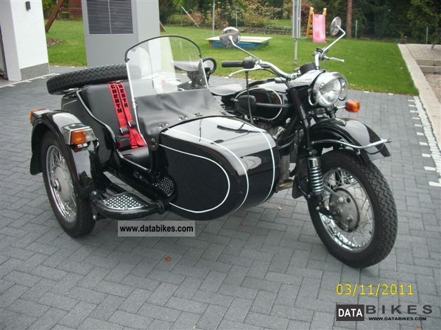 2001 Ural  TOP 750 Tourist team maintained Motorcycle Combination/Sidecar photo