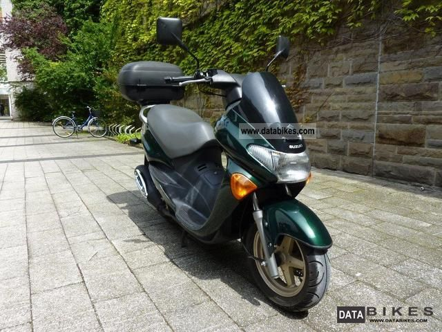Ural  UC 125 Epicuro 2000 Scooter photo