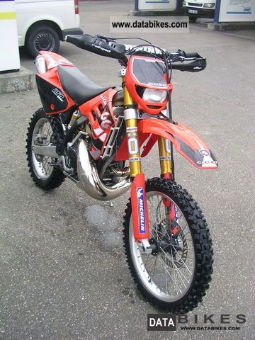 2004 Gasgas  EC300 with Ohlins forks Motorcycle Enduro/Touring Enduro photo
