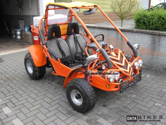 2004 Other  Buggy RX 150 (Tongian Sports [CN]) Motorcycle Quad photo