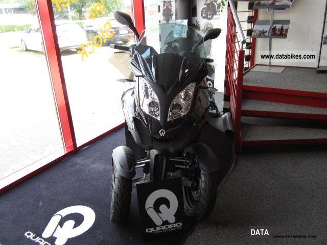 2012 Other  Quadro 350 Motorcycle Other photo
