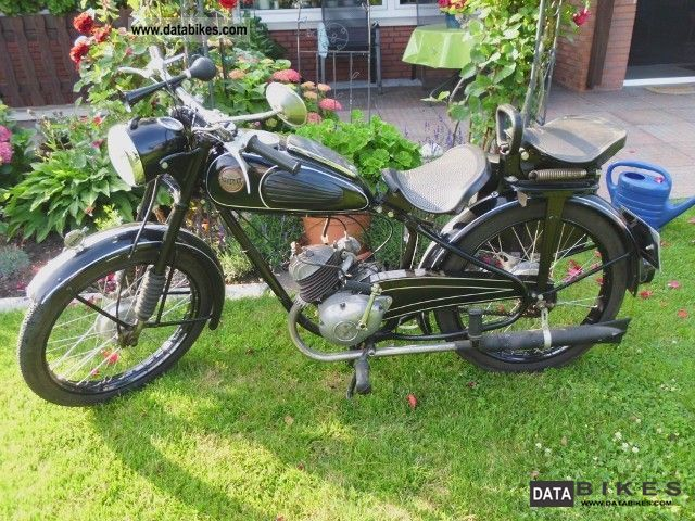 Other  Miele K 100 * 98 * he 1954 Vintage, Classic and Old Bikes photo