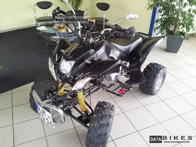 2012 Other  Shineray XY200STHE Motorcycle Quad photo
