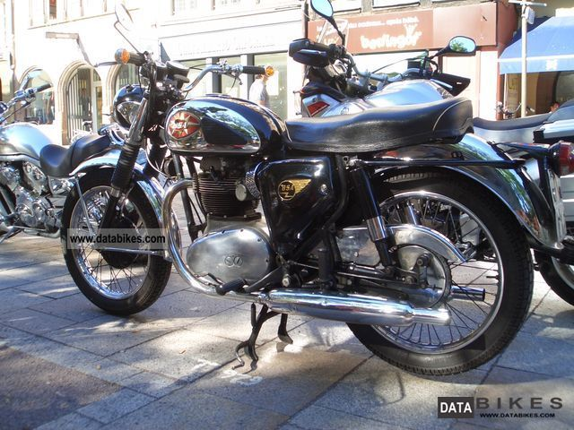 BSA  A50 / 650 Lightning 1965 Vintage, Classic and Old Bikes photo