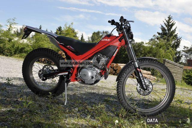 2011 Gasgas  Randonne 125 4T Motorcycle Enduro/Touring Enduro photo