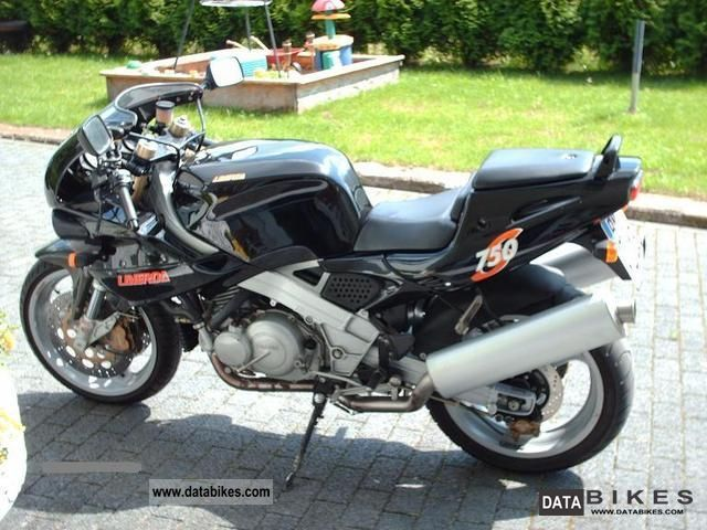 1998 Laverda  750 S Motorcycle Sports/Super Sports Bike photo