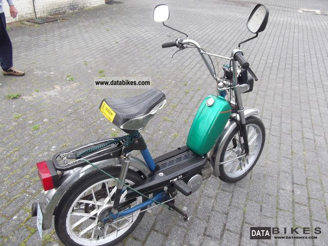 1997 Sachs  Prima 5 Motorcycle Motor-assisted Bicycle/Small Moped photo