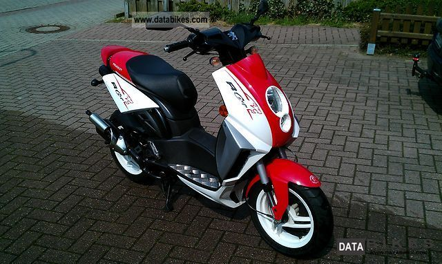 2009 Peugeot  Ludix Blaster R Cup Motorcycle Scooter photo