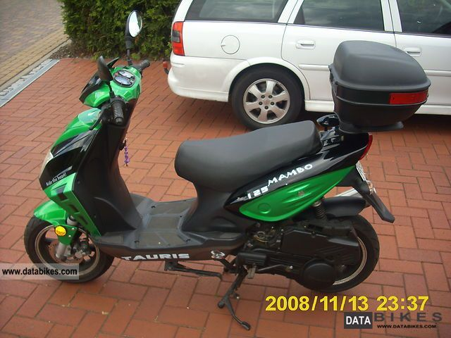 2010 Tauris  Mambo Motorcycle Scooter photo