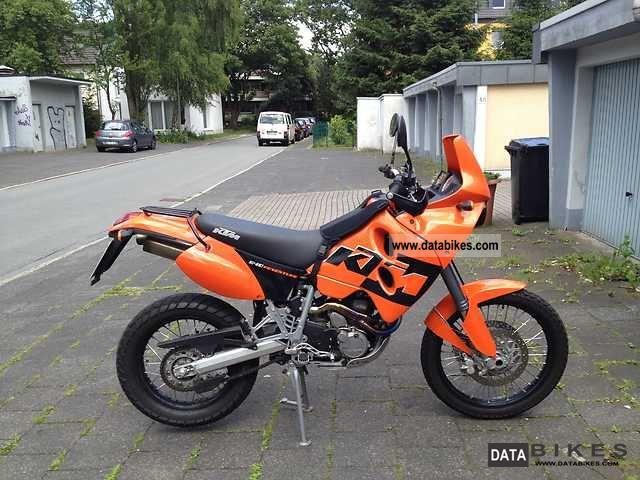 2005 KTM  640 r adventure Motorcycle Enduro/Touring Enduro photo