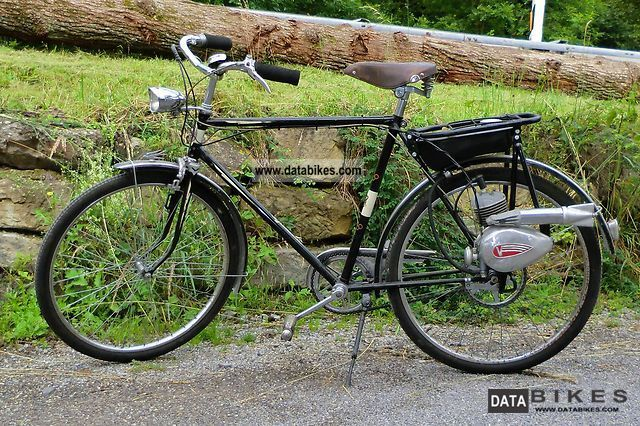 VICTORY  FM 38 Vicky L 1952 Vintage, Classic and Old Bikes photo