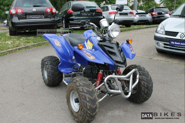 Gorilla  HS150S 2006 Quad photo