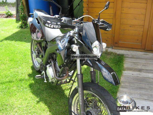 2007 Derbi  Senda 125 SM Motorcycle Super Moto photo