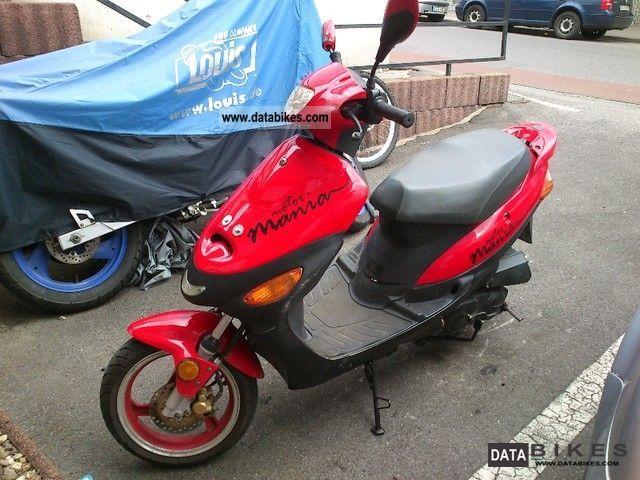 2006 Zhongyu  Scooter Motorcycle Scooter photo