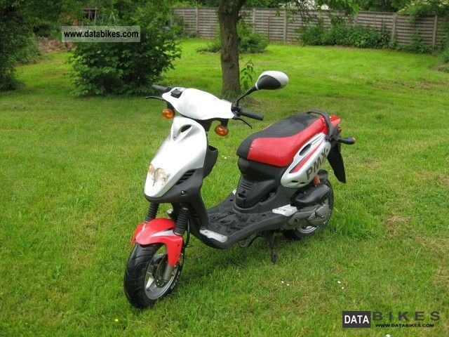 2003 PGO  PMX Motorcycle Scooter photo