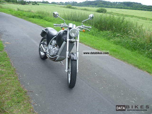 1998 Aprilia  Moto 6.5 Motorcycle Super Moto photo