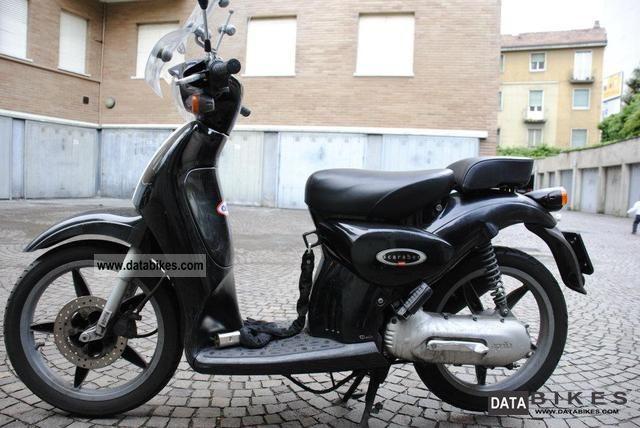 1999 Aprilia  SCARABEO 50 Motorcycle Lightweight Motorcycle/Motorbike photo