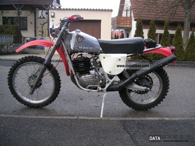 Maico  250 GS 1978 Vintage, Classic and Old Bikes photo