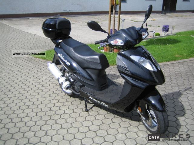 2007 Rivero  Wanyge 150T3 Motorcycle Scooter photo