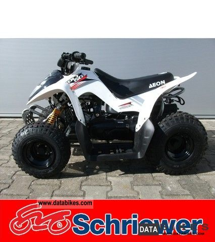 2012 Aeon  Minikolt 50 - Quad ATV - For children - New Motorcycle Quad photo