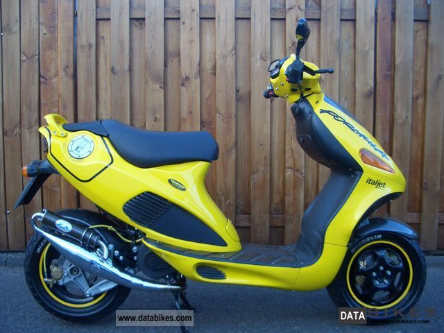 1995 Italjet  Formula one Motorcycle Motor-assisted Bicycle/Small Moped photo