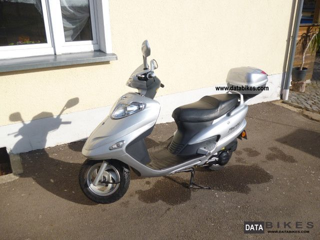2007 Italjet  Jonway Motorcycle Scooter photo