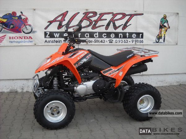 2012 Kymco  MAXXER 300 | WIDE OFF Motorcycle Quad photo