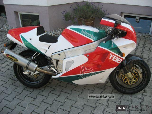 1996 Bimota  YB8 Evoluzione Motorcycle Sports/Super Sports Bike photo