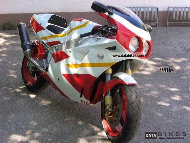 1995 Bimota  YB8 Motorcycle Sports/Super Sports Bike photo