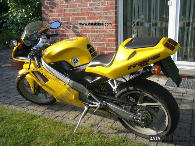 2006 Cagiva  Mito Motorcycle Lightweight Motorcycle/Motorbike photo