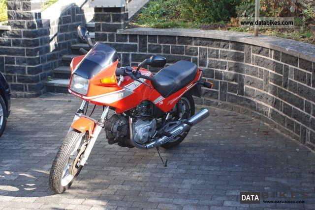 1986 Cagiva  Alazzurra Pantah Motorcycle Motorcycle photo