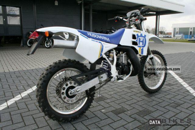 1991 Husqvarna Wr 250