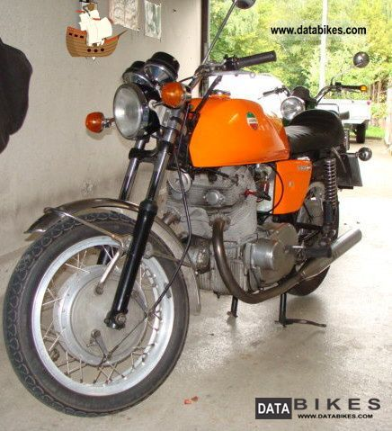 Laverda  SF 750 1978 Vintage, Classic and Old Bikes photo
