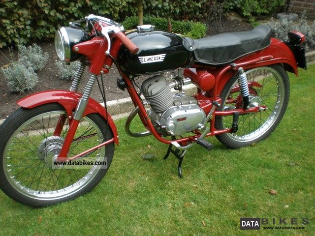 Laverda  100 of 1955 / 1955 Vintage, Classic and Old Bikes photo