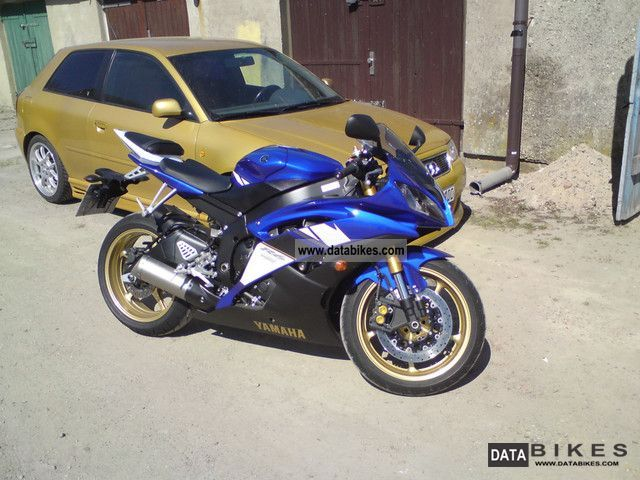 2010 WMI  R6 Motorcycle Sports/Super Sports Bike photo