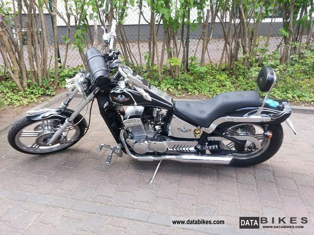2009 WMI  DD250E-10 Motorcycle Chopper/Cruiser photo