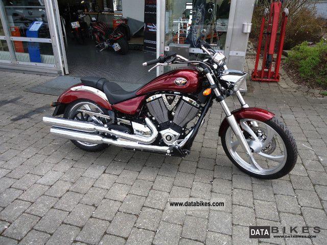 2012 VICTORY  Vegas Motorcycle Chopper/Cruiser photo