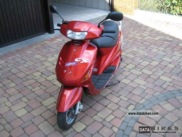 1997 Kymco  CX 50 Super Curio Motorcycle Scooter photo