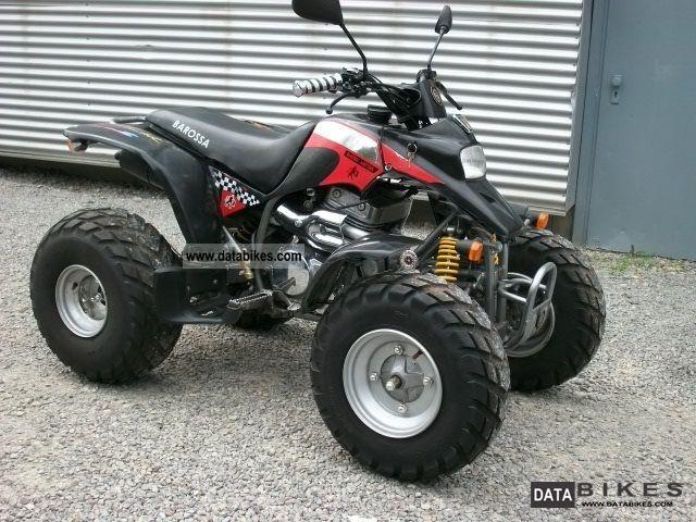 2003 Barossa  BS 250 Motorcycle Quad photo