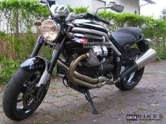 Moto Guzzi  Griso 1.Hand tires new 2010 Naked Bike photo